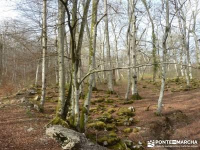 Salto del Nervión - Salinas de Añana - Parque Natural de Valderejo;mochilas de trekking sierra de